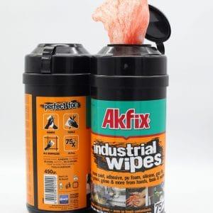 Khăn lau Akfix industrial wipes