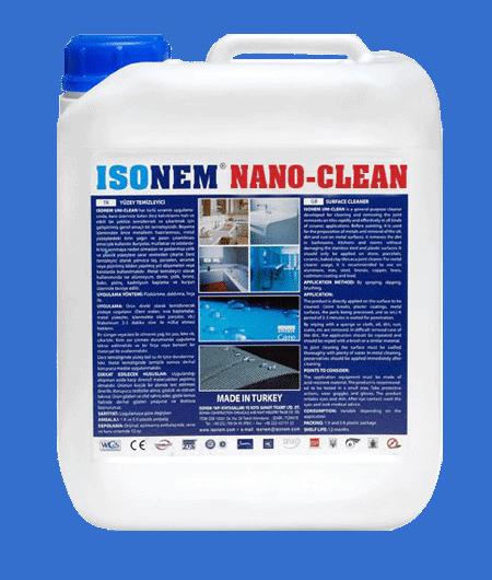 Tẩy rửa ISONEM Nano clean