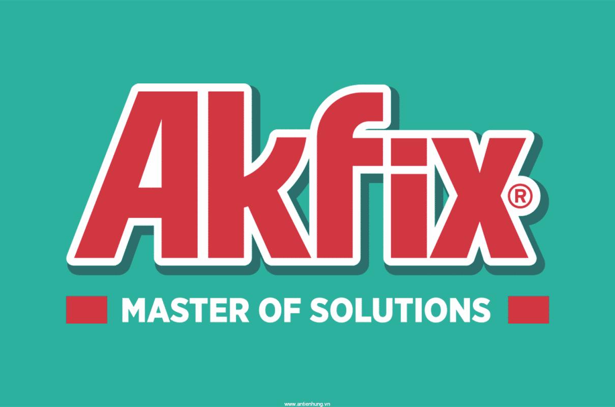 logo Akfix maxcon