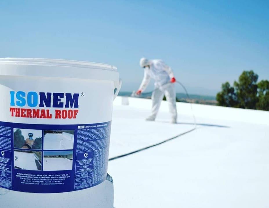 Son chong nong Thermal paint
